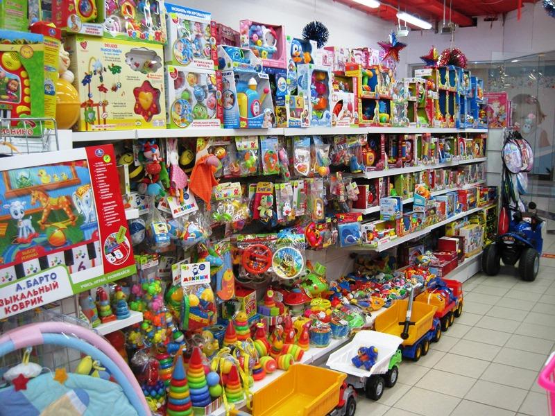 Магазин Умные Игрушки В Москве